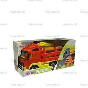 Детский грузовик «Лесовоз», 9531