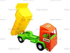Детский грузовик Mini truck с набором для песка, 39157, купить