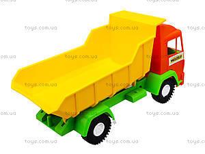 Детский грузовик Mini truck с набором для песка, 39157, игрушки