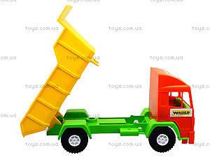 Детский грузовик Mini truck с набором для песка, 39157, магазин игрушек