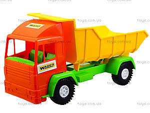Детский грузовик Mini truck с набором для песка, 39157, toys.com.ua