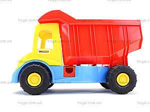 Детский грузовик Multi truck с конструктором, 32330, купить
