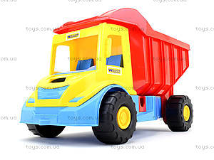 Детский грузовик Multi truck с конструктором, 32330, игрушки