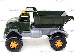 Детский грузовик «Военный», 191А, фото