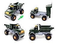 Детский грузовик «Военный», 191А, купить