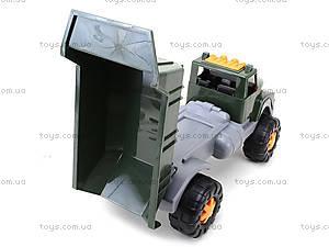 Детский грузовик «Военный», 191А, игрушки