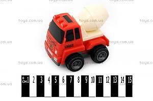 Детский грузовик инерционный игрушечный, 6832