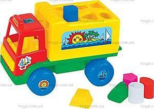 Детский грузовик «Забава», 6370
