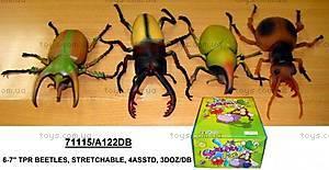 Детский жук-тянучка, A122DB, купить