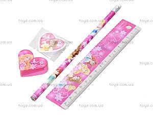 Детский канцелярский набор Barbie, BRAB-US1-5020-H, цена
