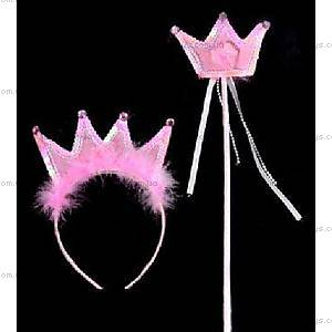 Детский карнавальный набор принцессы ,