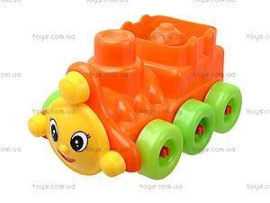 Детский конструктор 144 детали, 02-305, детские игрушки