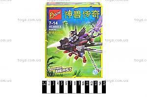 Детский конструктор «Летающий зверь», 98053-6
