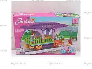 Детский конструктор «AUSINI» для девочек,