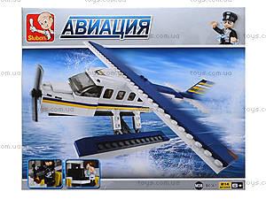 Детский конструктор «Авиационный вертолет», M38-B0361, игрушка