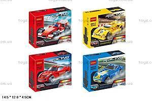 Детский конструктор Cool Racing, 2216-2219
