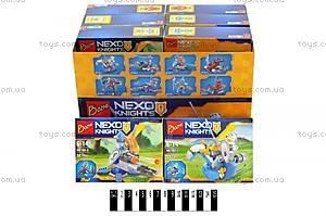 Детский конструктор для мальчиков «NEXO knights», 103#1-8