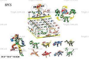 Детский конструктор «Динозавры», BG2415