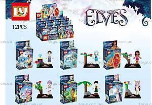 Детский конструктор «Elves» для девочек, M1012-1-6
