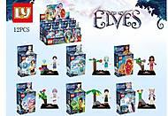 Детский конструктор «Elves» для девочек, M1012-1-6, отзывы