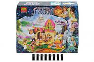 Детский конструктор Fairy «Дом феечек», 323 детали, 10412, отзывы