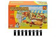 Детский конструктор «Ферма», 147 деталей, 28406, фото