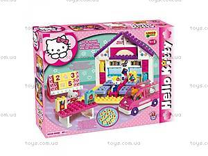 Детский конструктор «Hello Kitty»,
