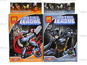 Детский конструктор «Лига справедливости», 78056, toys.com.ua