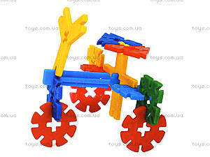 Детский конструктор «Листики», 41810, игрушки