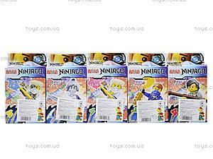 Детский конструктор с карточками «Герой», 9635, отзывы
