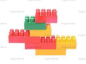Детский конструктор «НИК-11», 547 деталей, 0989, игрушки