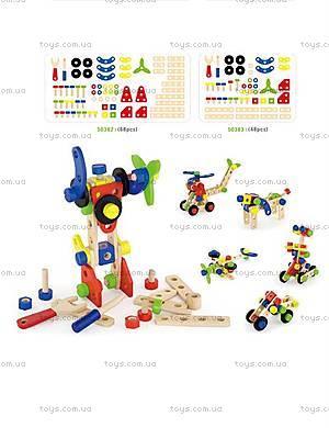 Детский конструктор от Viga Toys, 50383, купить
