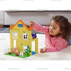 детский конструктор Peppa«Загородный дом Пеппы», 69 деталей, 06039, цена