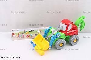 Детский конструктор с инструментами, 1406A