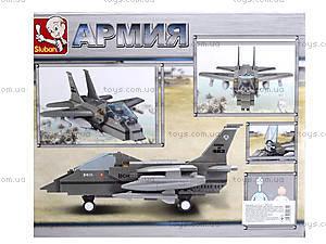 Детский конструктор «Самолет Cobra», M38-B7200, купить