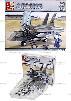 Детский конструктор «Самолет Cobra», M38-B7200
