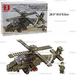 Детский конструктор SLUBAN «Сухопутные войска», M38-B0298R