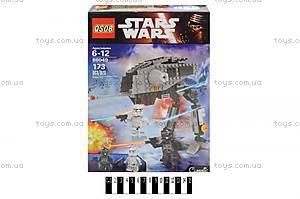 Детский конструктор Star Wars, 173 детали, 880