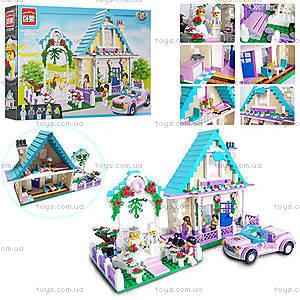 Детский конструктор «Свадьба», 632 деталей, 1129