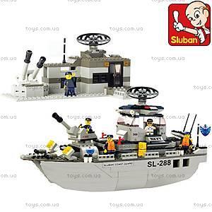 Детский конструктор «Военно-морская серия», M38-B0122