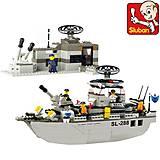 Детский конструктор «Военно-морская серия», M38-B0122, купить
