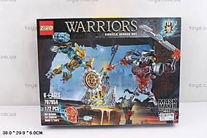 Детский конструктор «Warriors», 70795A