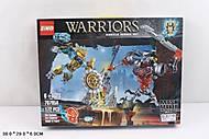 Детский конструктор «Warriors», 70795A, отзывы