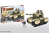 Детский конструктор World of tanks, 523 детали, 81662