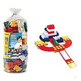 Детский конструктор «Юни-блок», 70 деталей, 0118, купить