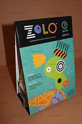 Детский конструктор Zolo Quirk, ZOLO1, отзывы