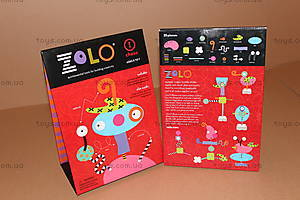 Детский конструктор Zolo Сhaos, ZOLO2, купить