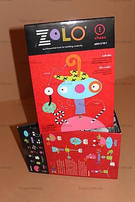 Детский конструктор Zolo Сhaos, ZOLO2, отзывы
