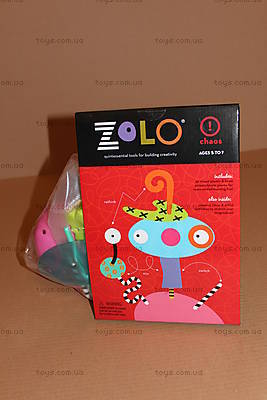 Детский конструктор Zolo Сhaos, ZOLO2, цена