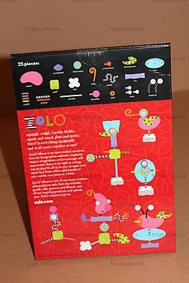 Детский конструктор Zolo Сhaos, ZOLO2, игрушки